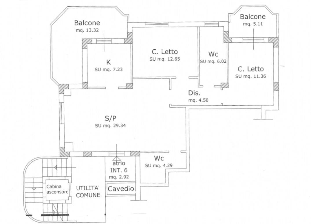 Appartamento a Paliano