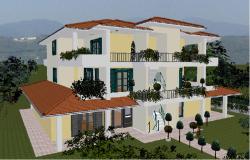 Quadrilocale in Vendita a Brescia, zona Zona Nord, 395'000€, 210 m², con Box