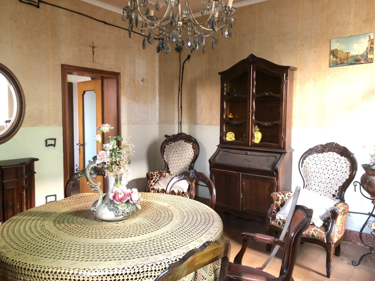 Porzione di casa in discrete condizioni in vendita Rif. 11909916
