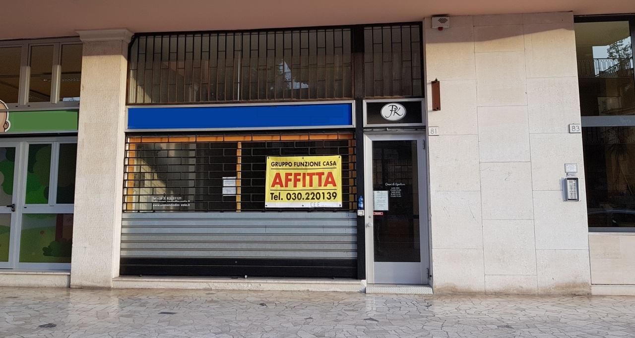 Locale commerciale - 1 Vetrina a CITTA' - Zona Nord, Brescia