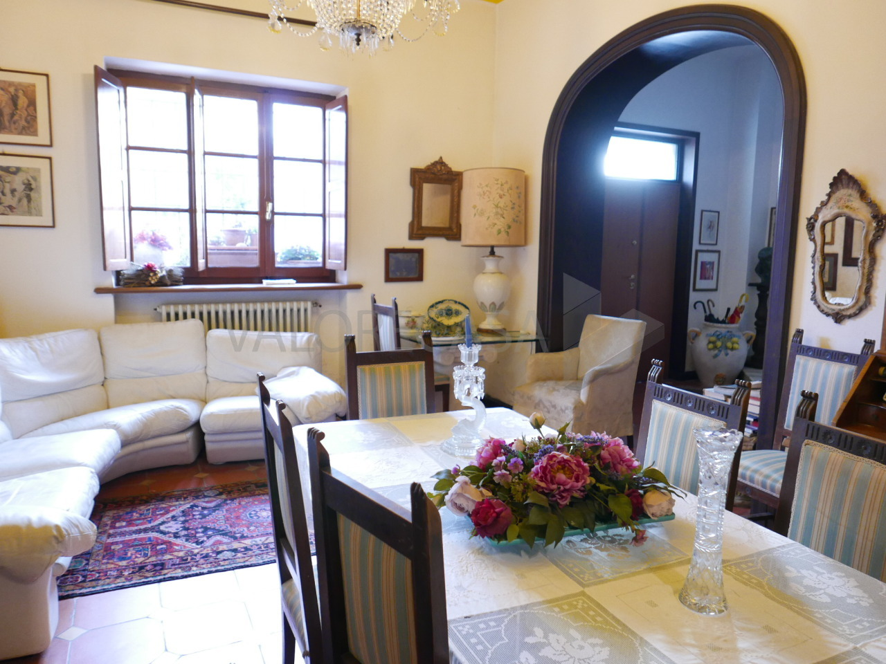 Porzione di casa in ottime condizioni in vendita Rif. 4156163