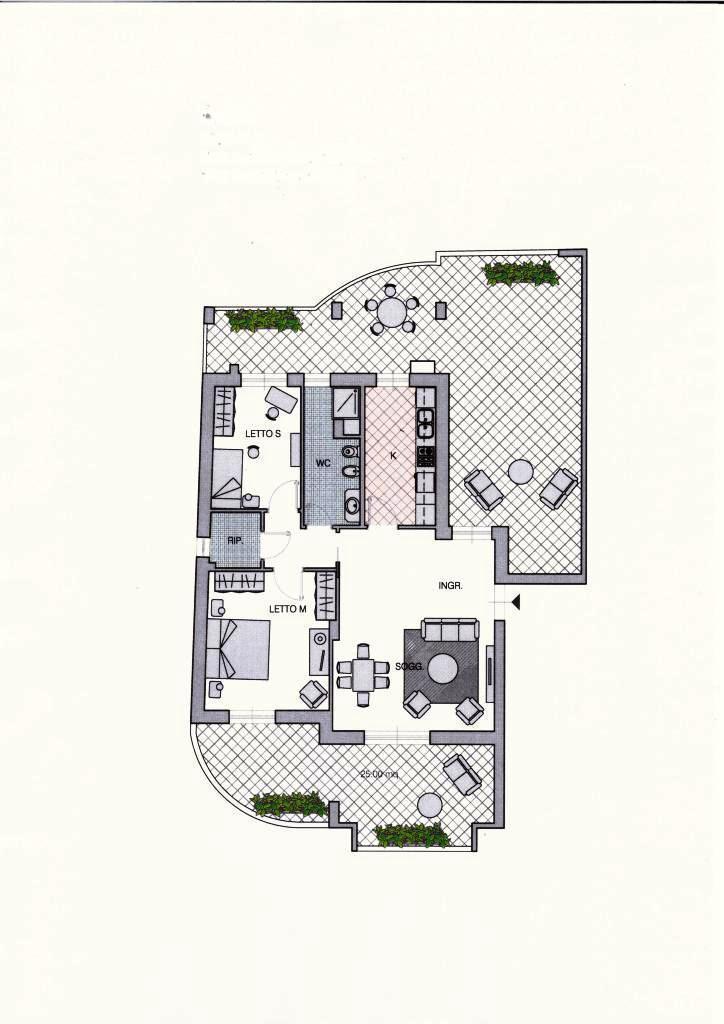 Appartamento in vendita Rif. 8844173
