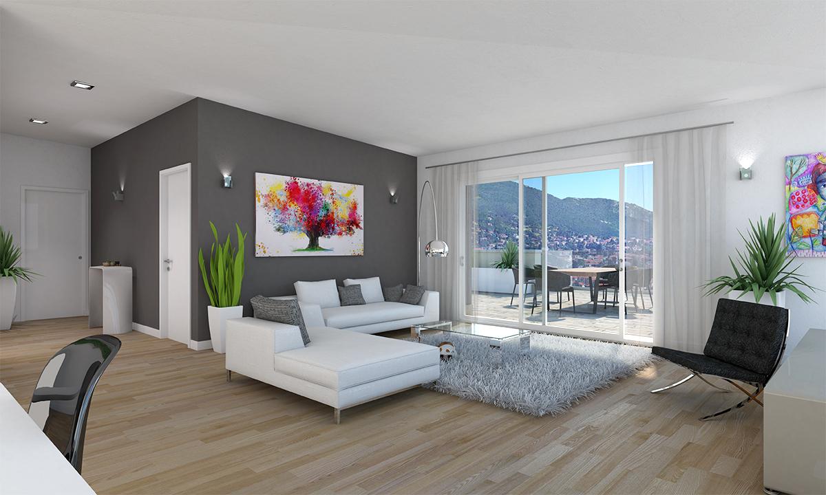Appartamento - Pentalocale a CITTA' - Zona Est, Brescia