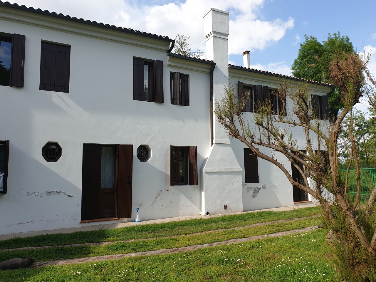 Soluzione Indipendente in vendita a Pontecchio Polesine, 7 locali, prezzo € 229.000 | CambioCasa.it