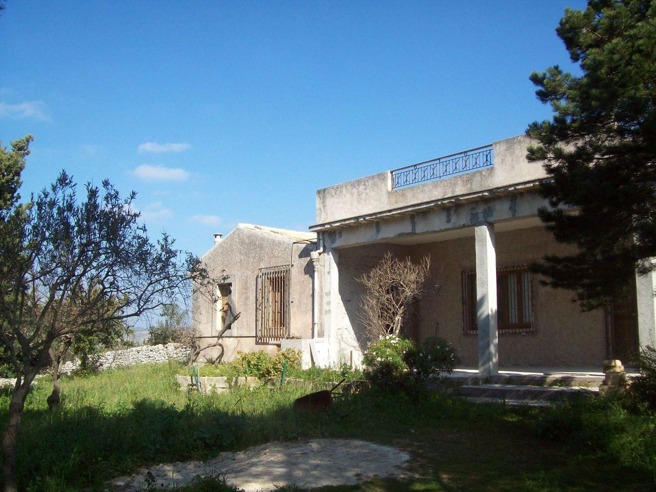Indipendente - Villa a Canicattini Bagni