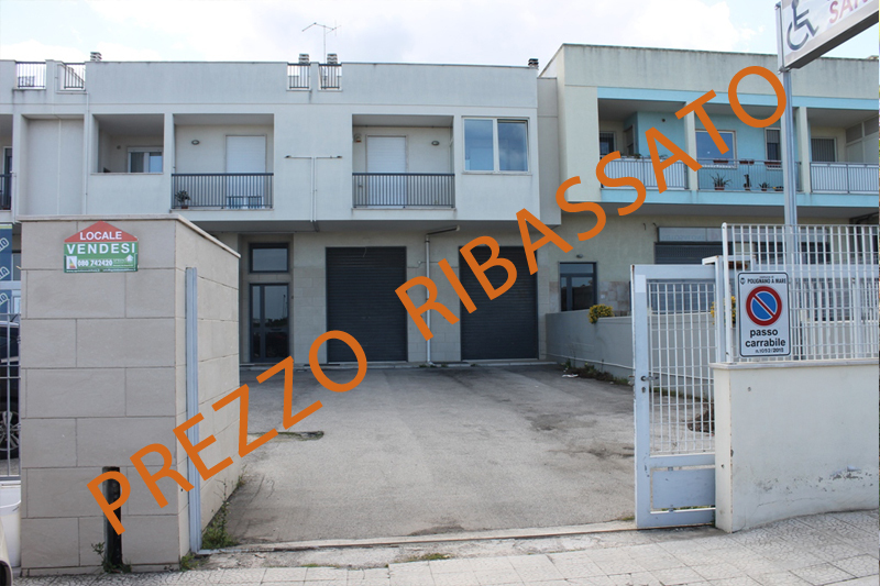 Locale commerciale a Periferia, Polignano a Mare Rif. 9240016