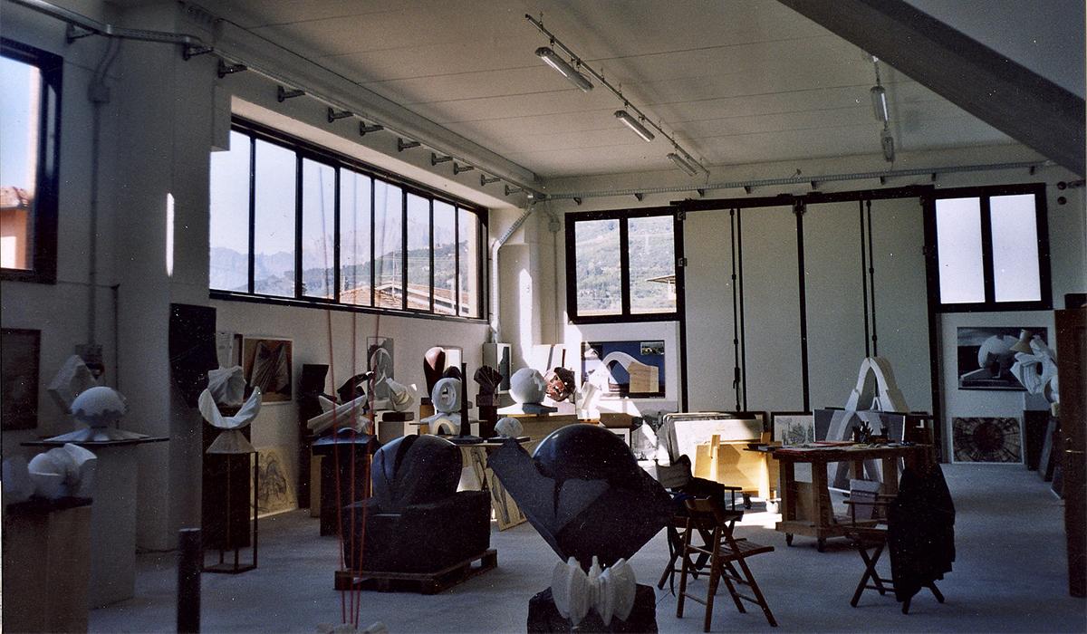 Capannone / Fondo - Laboratorio a Pietrasanta centro, Pietrasanta Rif. 10862990