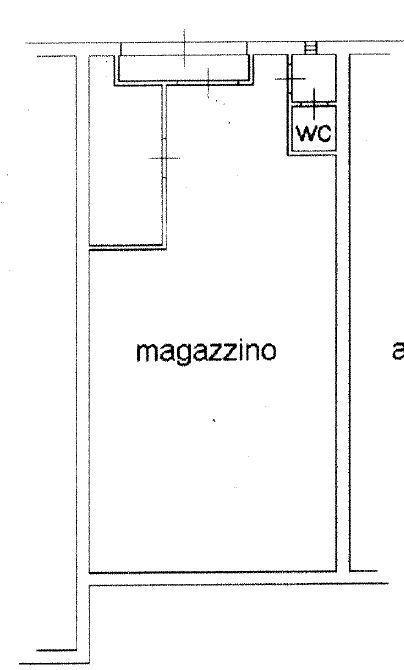 Magazzino in vendita a Castelnuovo Magra, 1 locali, prezzo € 60.000 | PortaleAgenzieImmobiliari.it