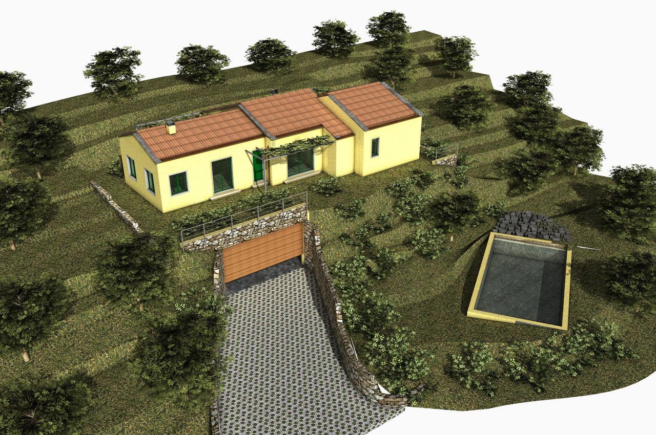 Terreno agricolo a Castelnuovo Magra Rif. 9116301
