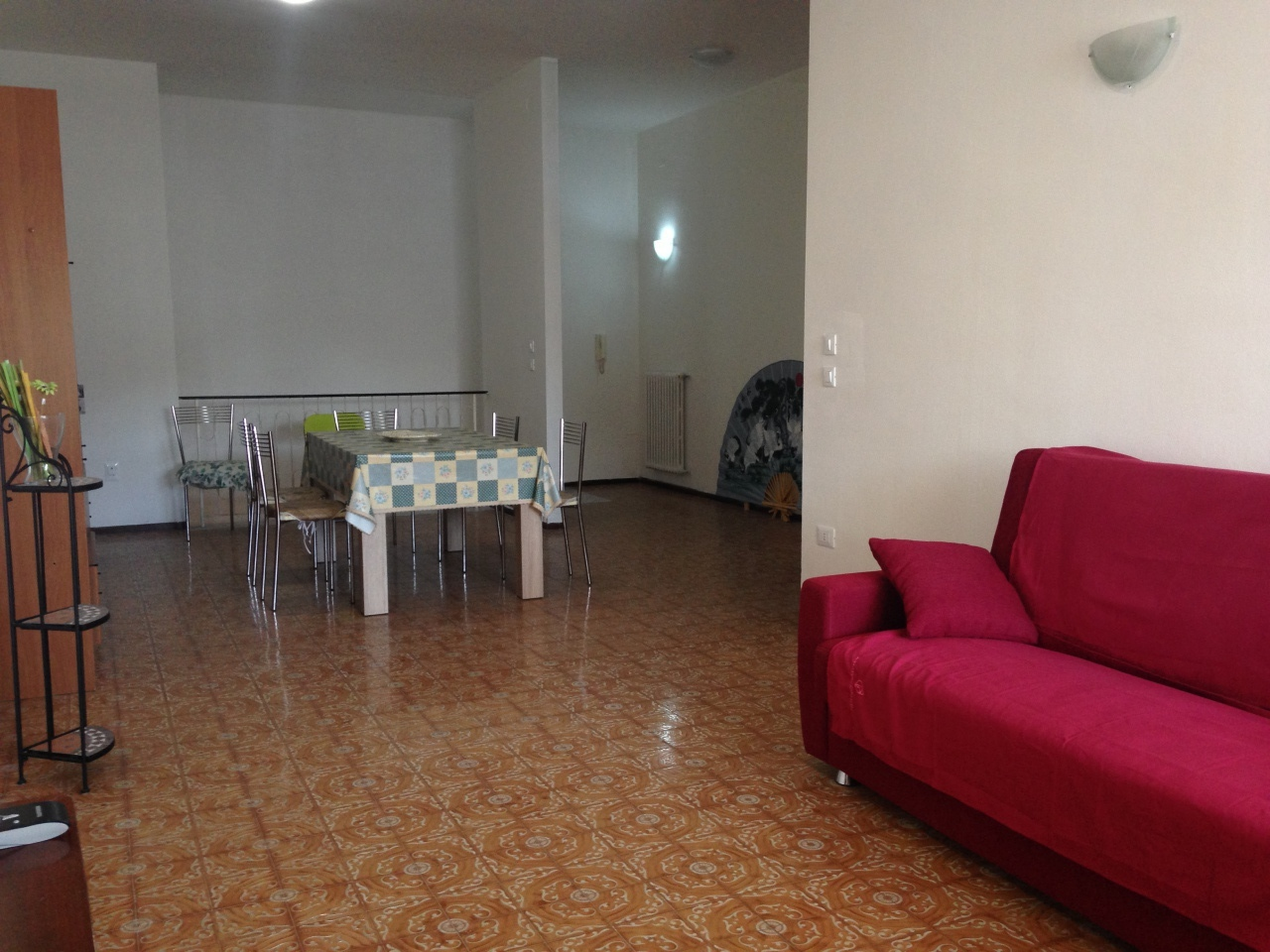 Pentalocale in buone condizioni arredato in affitto Rif. 4152279