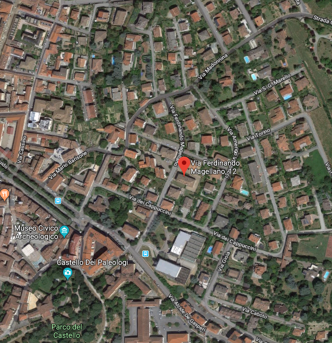 Capannone / Fondo - Magazzino a Acqui Terme Rif. 9656324