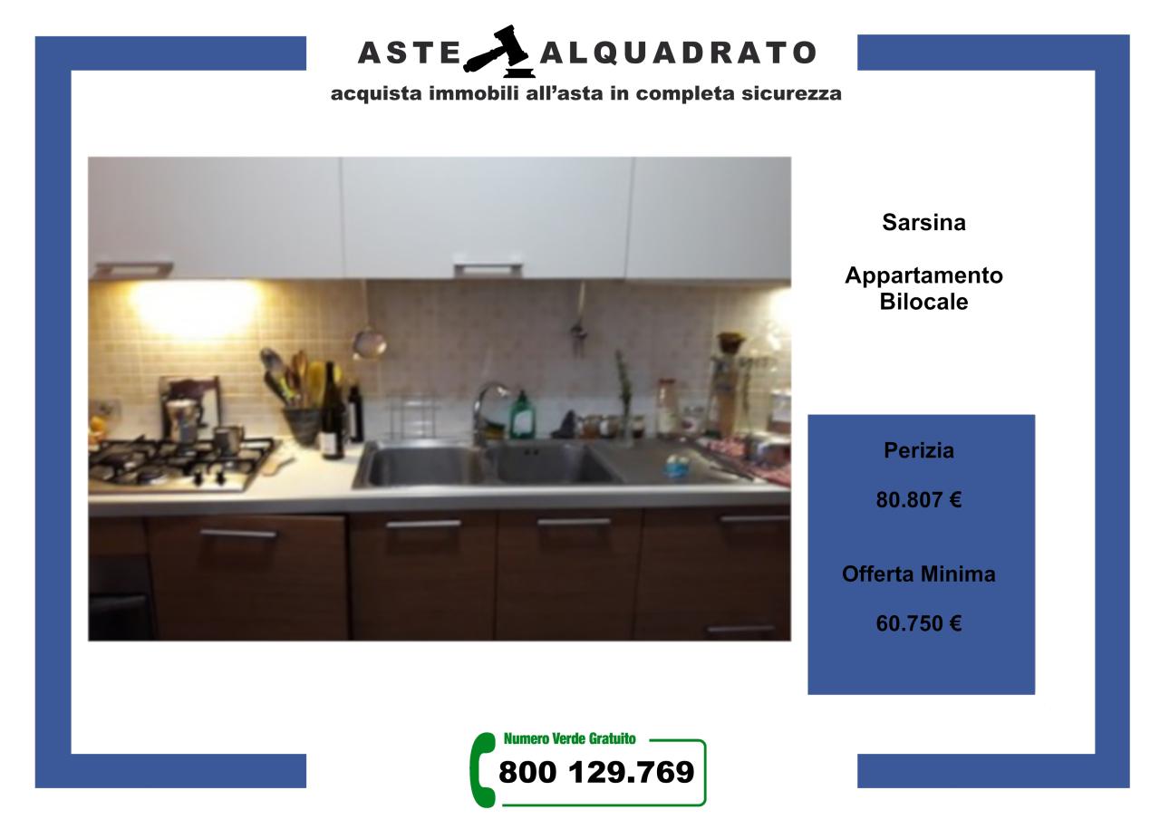 Appartamento in vendita a Sarsina, 2 locali, prezzo € 60.750 | PortaleAgenzieImmobiliari.it