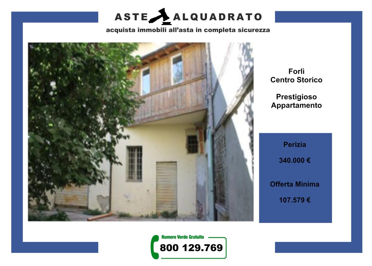 Semindipendente - Porzione di casa a Forlì