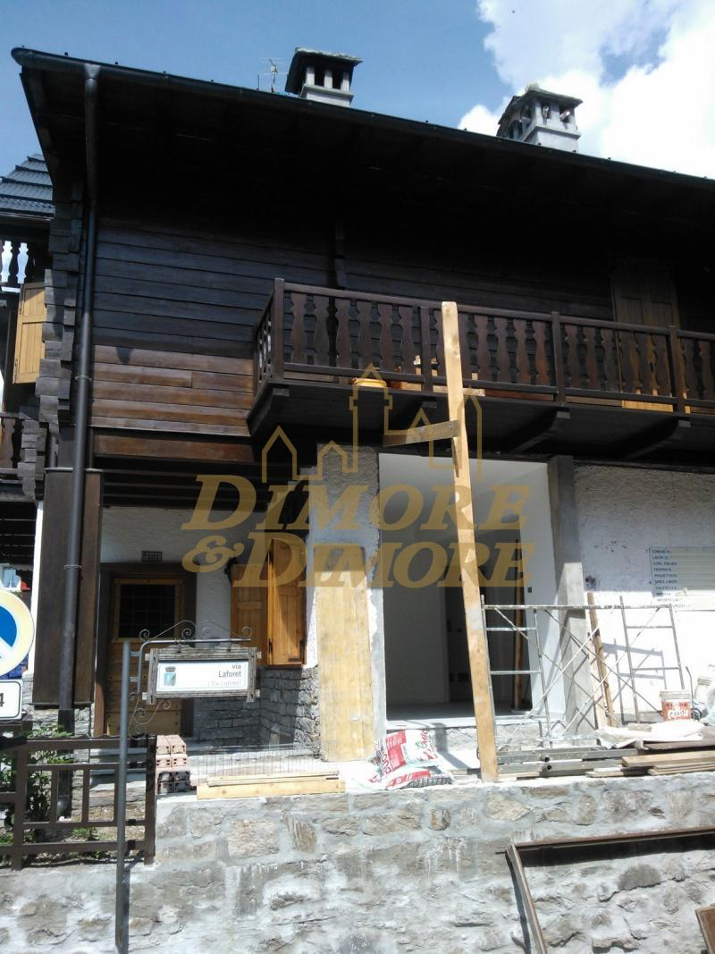 Vendita Trilocale Appartamento Macugnaga 133183