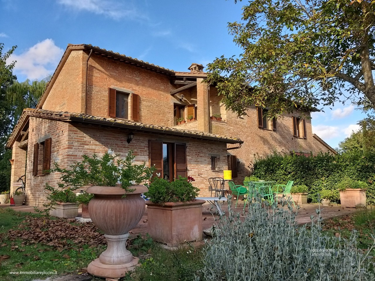 Semindipendente - Porzione di casa a Petrignano, Castiglione del Lago