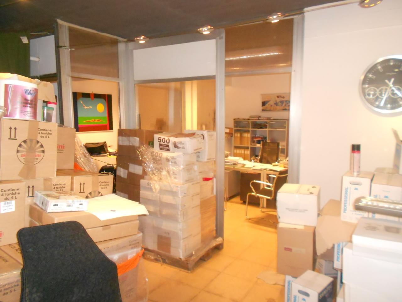 Capannone / Fondo - Magazzino a Castelnuovo di Porto Rif. 6615762