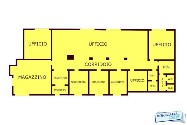 Affitto Ufficio Bologna Mazzini