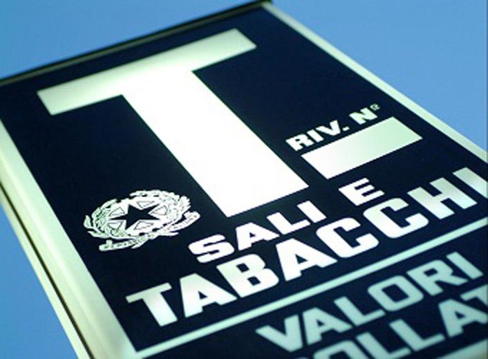 Tabaccheria a Trieste