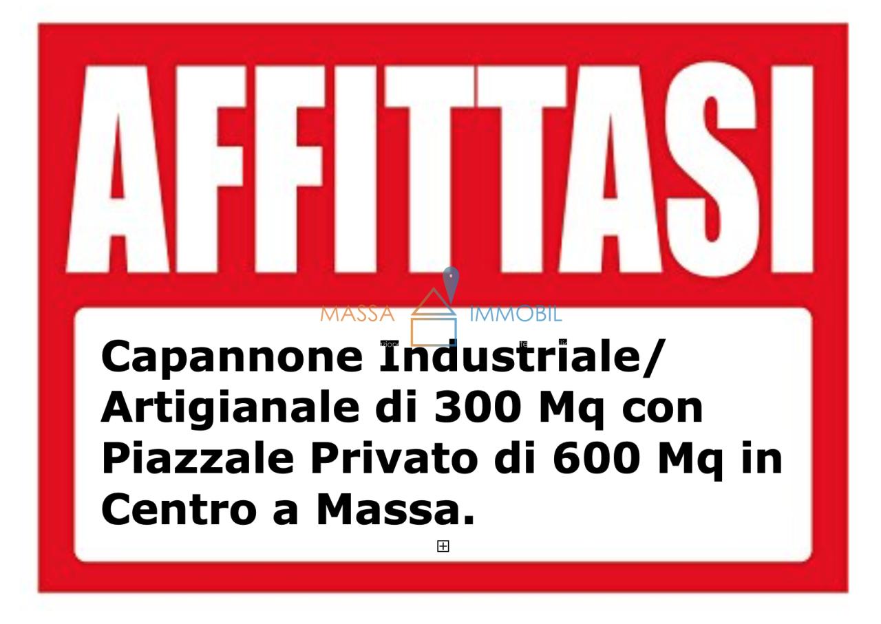 Capannone / Fondo - Industriale/Artigianale a Centro città, Massa