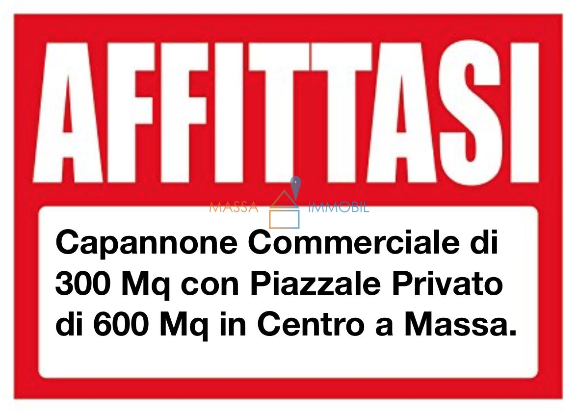 Locale commerciale - 1 Vetrina a Centro città, Massa Rif. 8502688