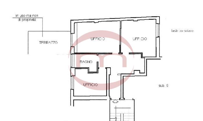 Ufficio / Studio in vendita a Sarzana, 3 locali, prezzo € 110.000 | PortaleAgenzieImmobiliari.it