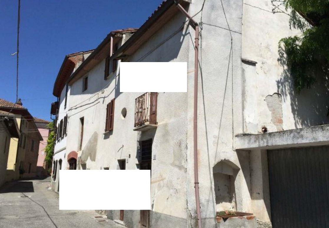 Villetta a schiera in discrete condizioni in vendita Rif. 9035811