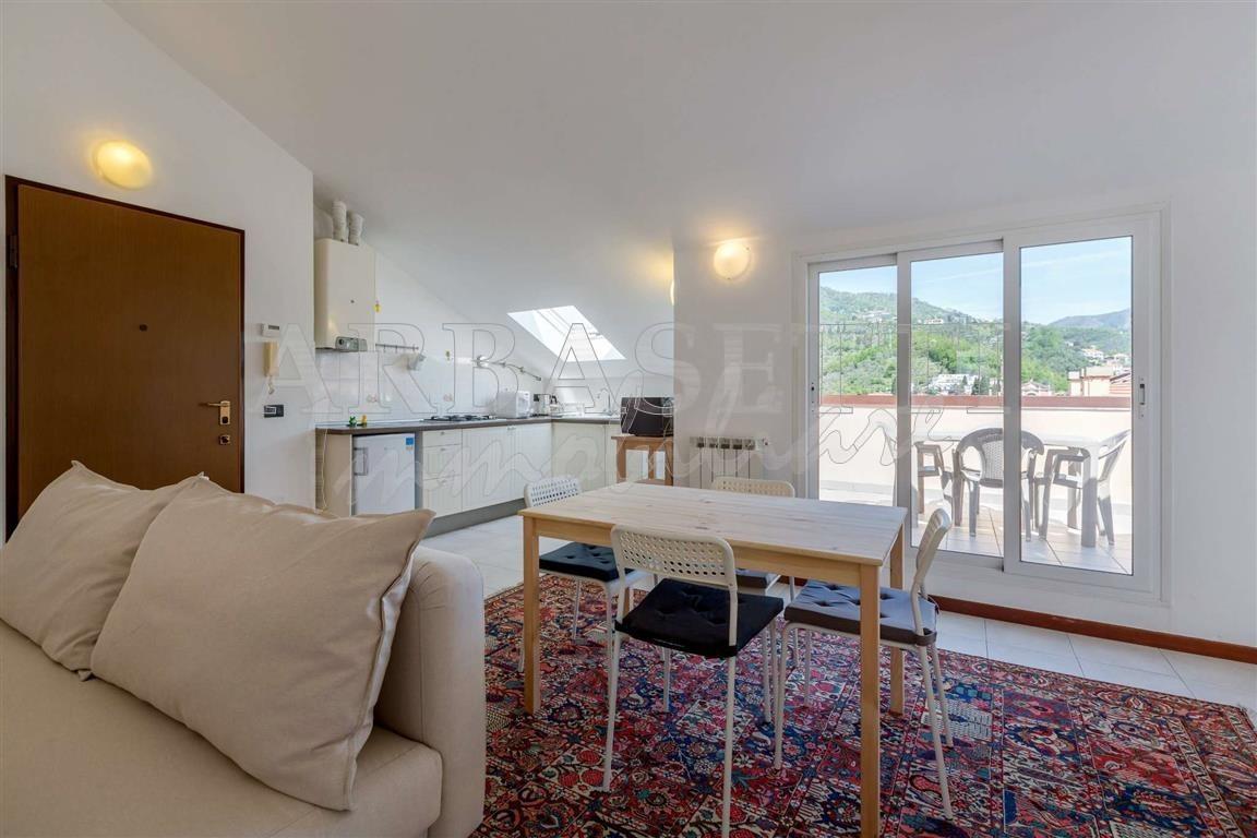 Appartamento - Mansarda a Casarza Ligure