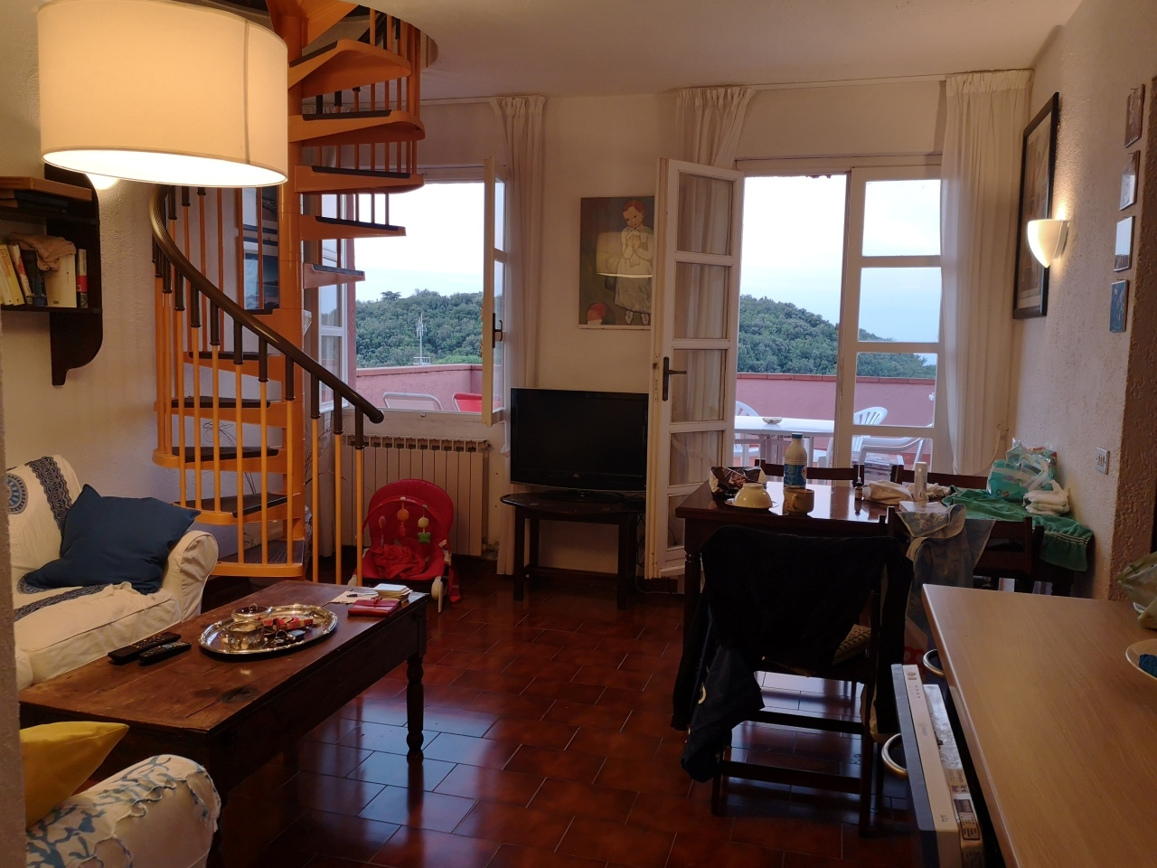 Villa a Schiera in vendita a Finale Ligure, 5 locali, prezzo € 350.000 | PortaleAgenzieImmobiliari.it