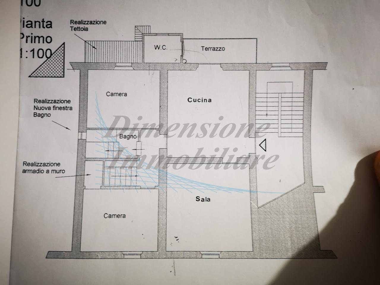 Appartamento - Indipendente a palazzi, Cecina