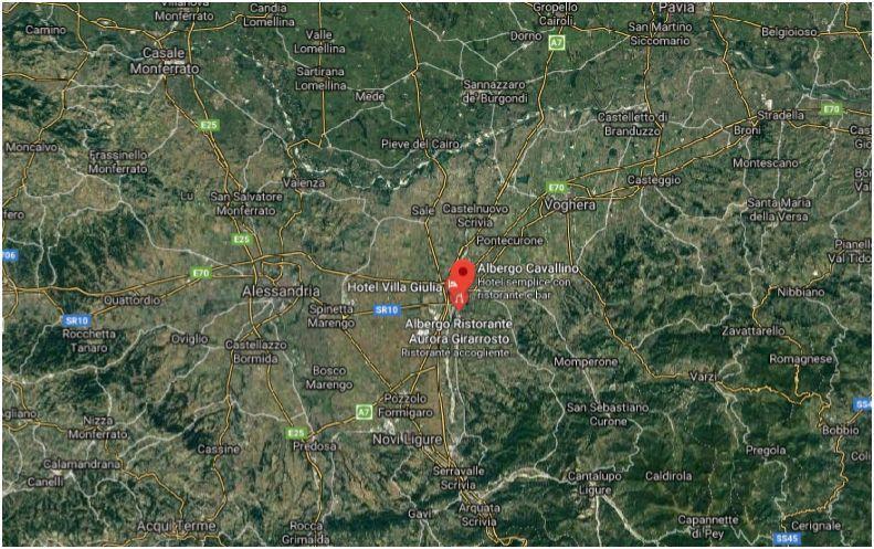Industriale a Tortona Rif. 10176281