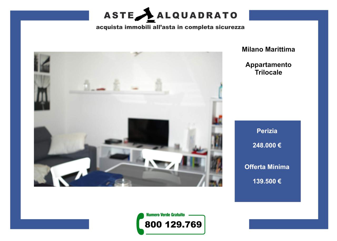 Appartamento in vendita a Cervia - Milano Marittima, 3 locali, prezzo € 139.500   PortaleAgenzieImmobiliari.it