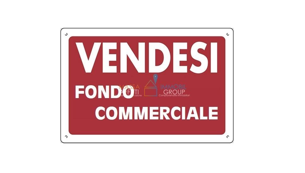 Locale commerciale - 3 Vetrine a Massa Rif. 9331571