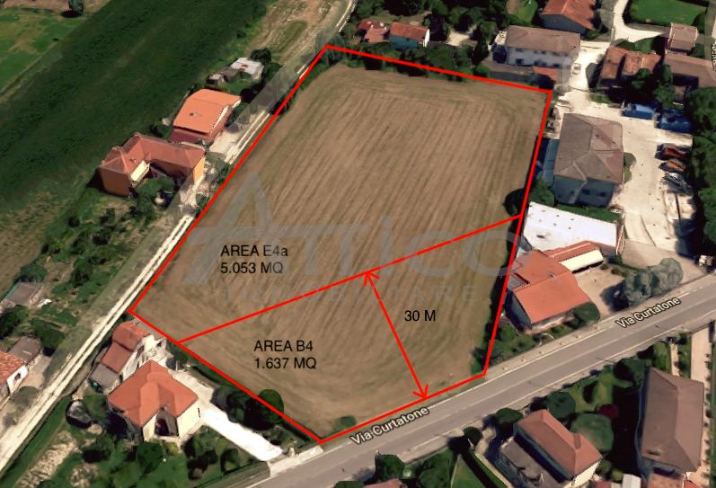 Terreno edificabile - da urbanizzare a Boara Polesine, Rovigo