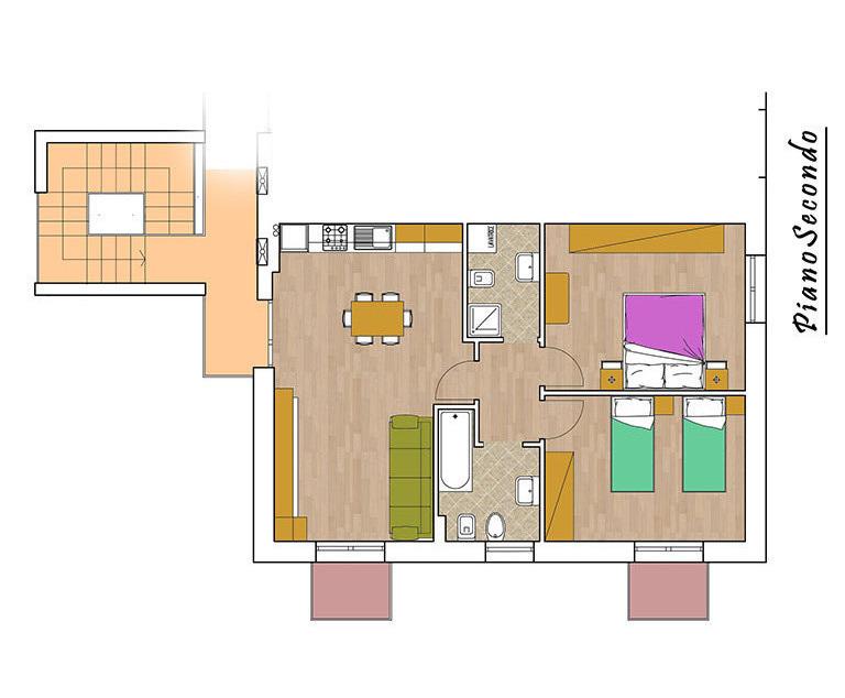 Appartamento in vendita Rif. 8028512