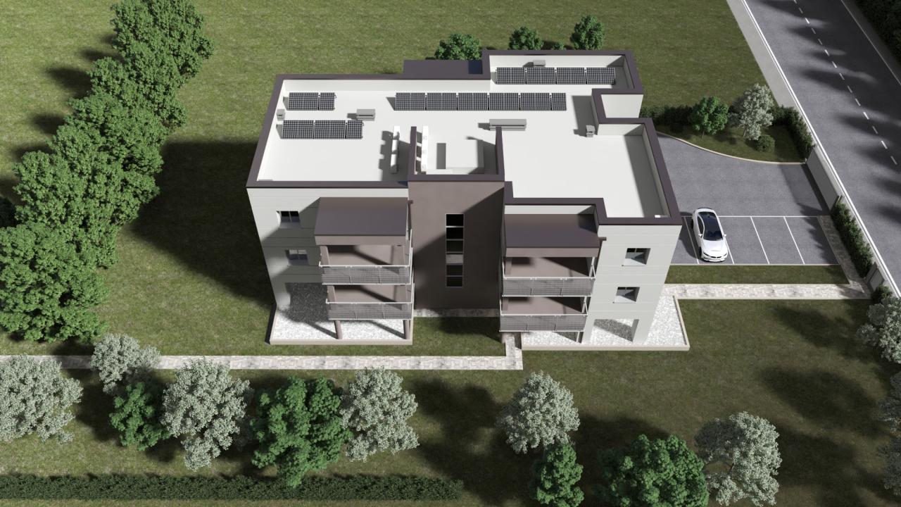 Appartamento in vendita a Castel Maggiore, 4 locali, prezzo € 302.000 | PortaleAgenzieImmobiliari.it