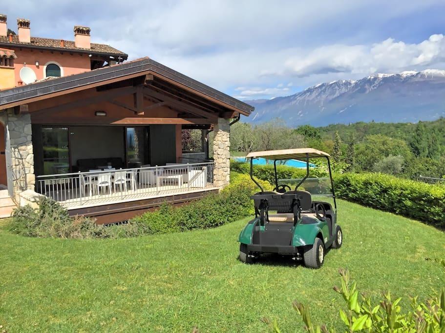 Villa in vendita a Gargnano, 6 locali, prezzo € 450.000 | PortaleAgenzieImmobiliari.it