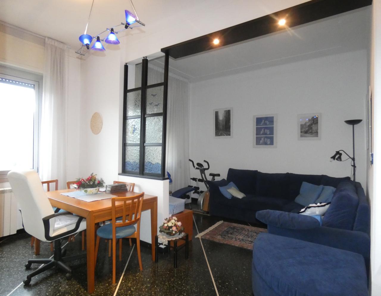 Appartamento a Rivarolo, Genova