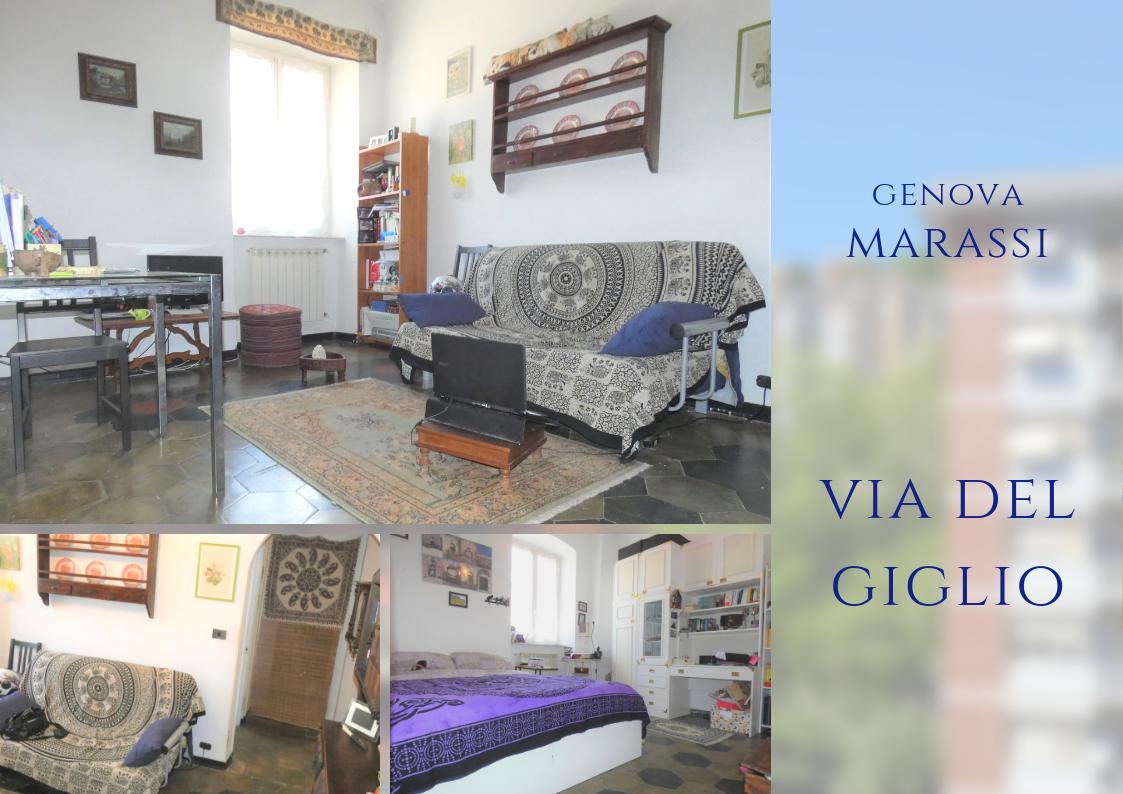 Appartamento a Marassi, Genova