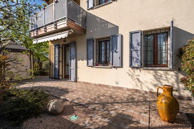 appartamento con giardino Altedo