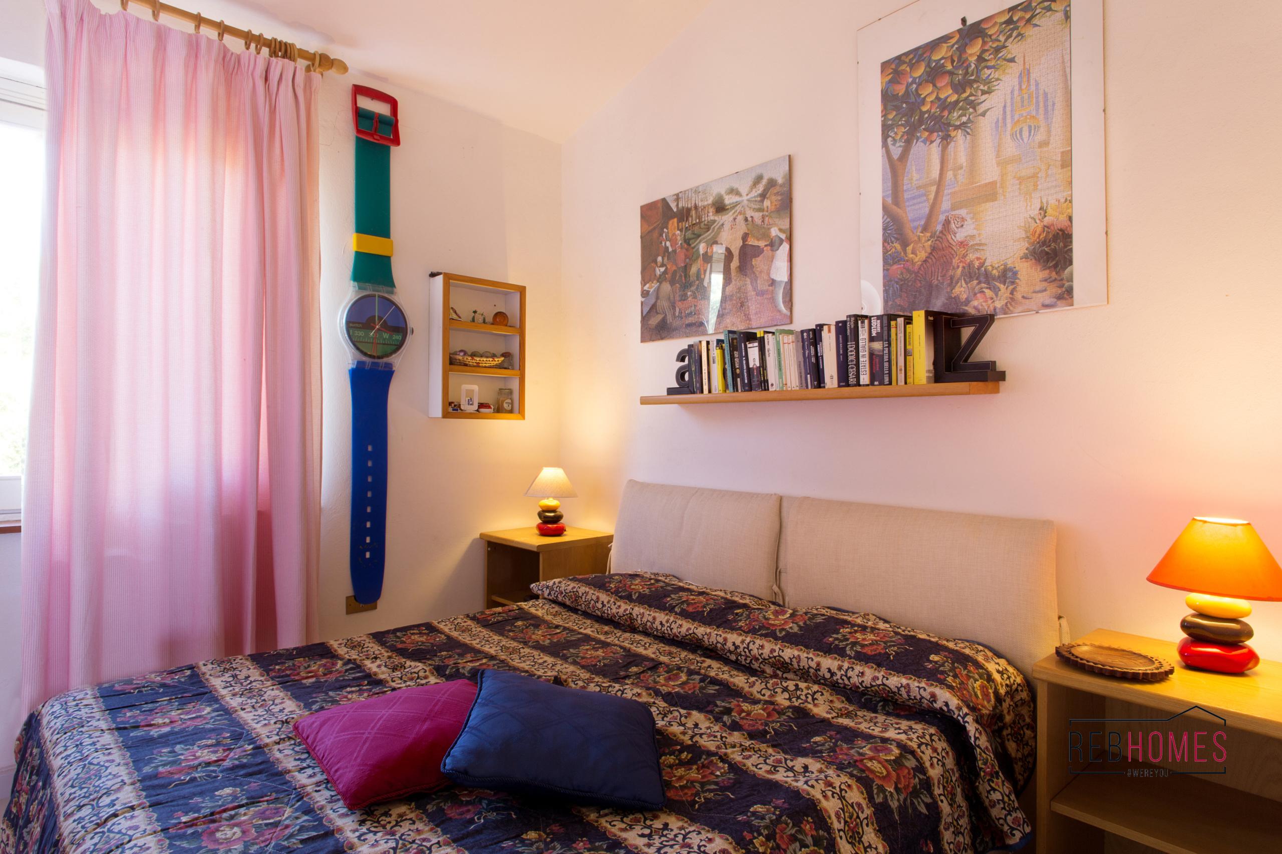 Camera Matrimoniale A Olbia.Codice S 83 1 Appartamento Trilocale In Vendita Olbia Porto
