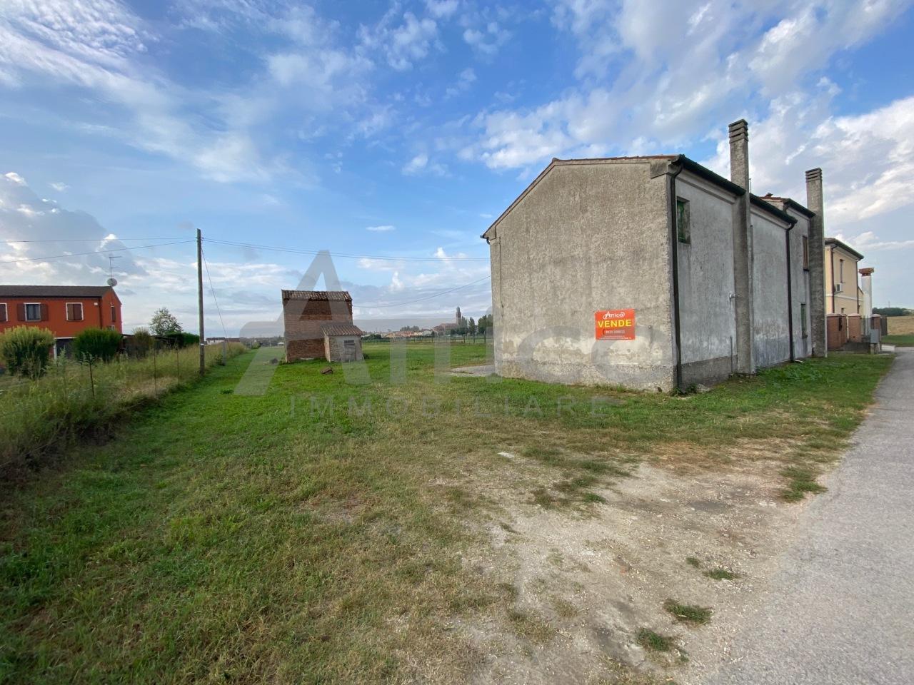 Terreno Agricolo in vendita a Pontecchio Polesine, 1 locali, prezzo € 89.000   CambioCasa.it