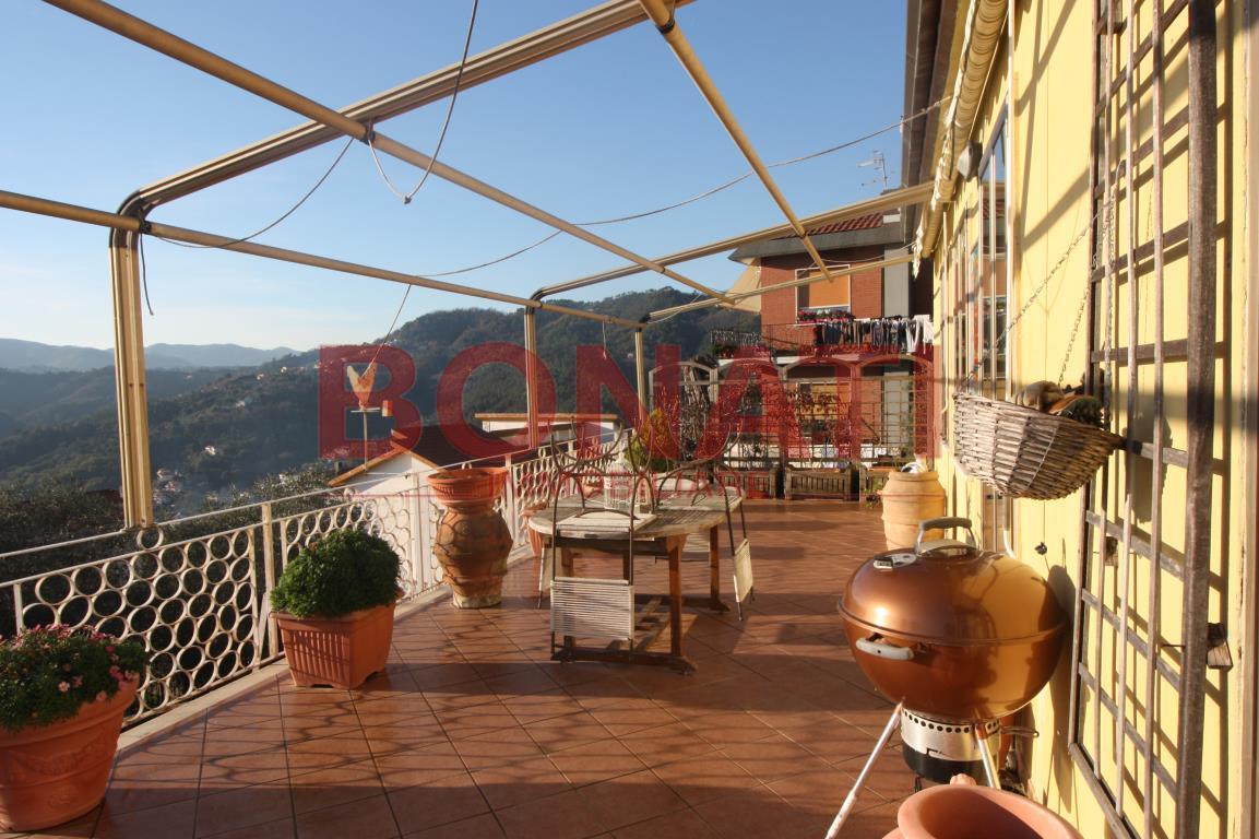 Appartamento a Carozzo, Vezzano Ligure