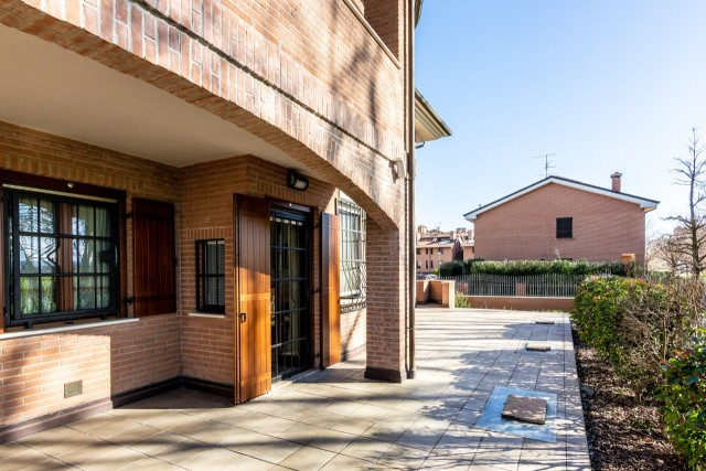 Vendita appartamento con giardino, Castel Maggiore