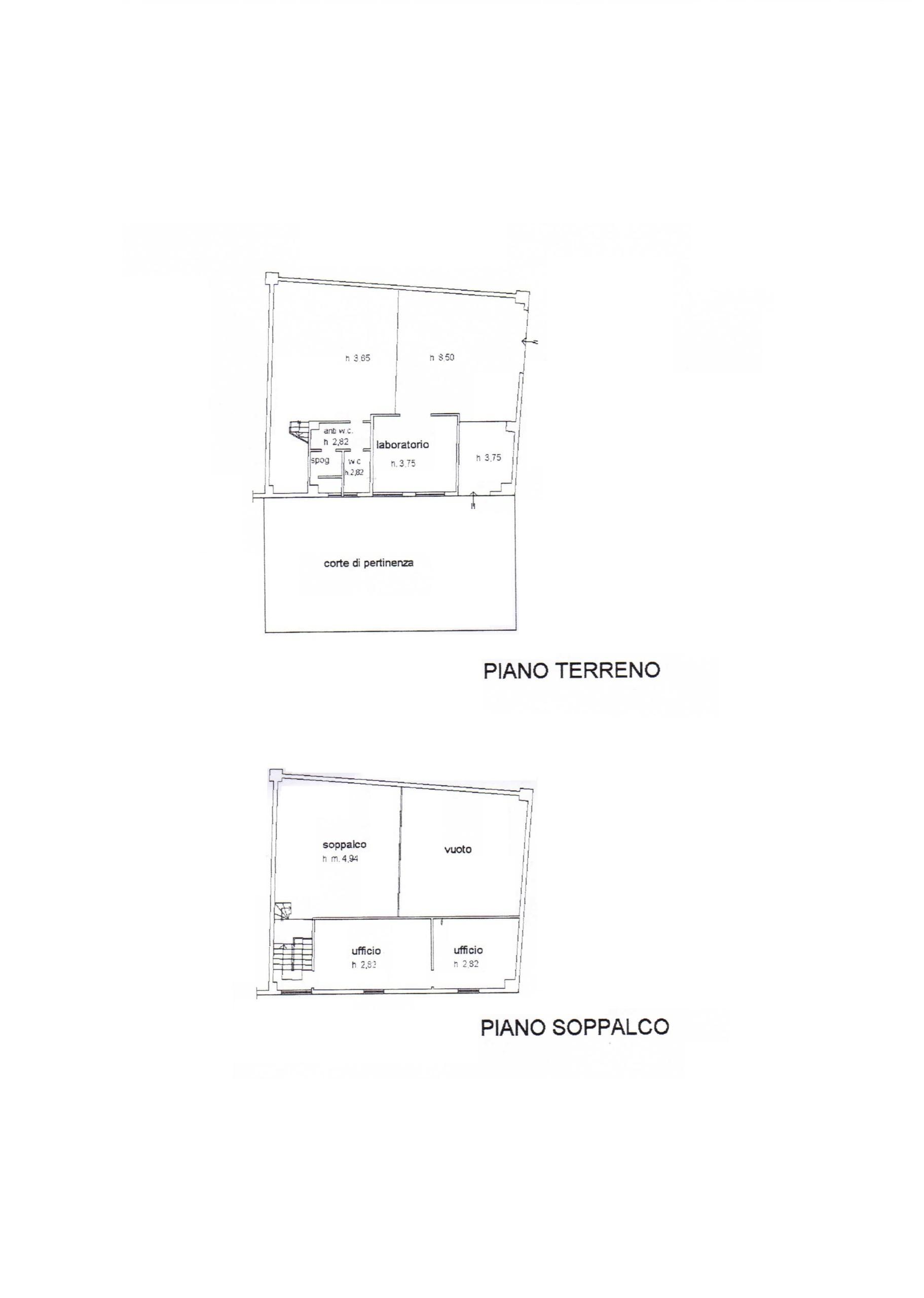 Capannone / Fondo - Vado Ligure