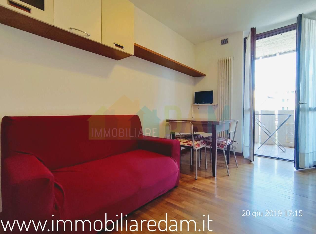 Appartamento in buone condizioni arredato in affitto Rif. 10689382