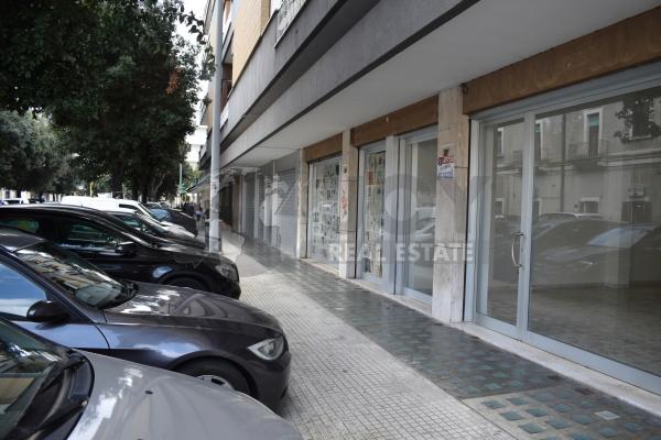 zona commerciale Viale della Libertà, Lecce