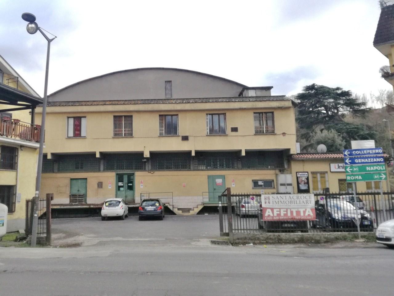 Capannone / Fondo - Commerciale a Valmontone Rif. 7869655