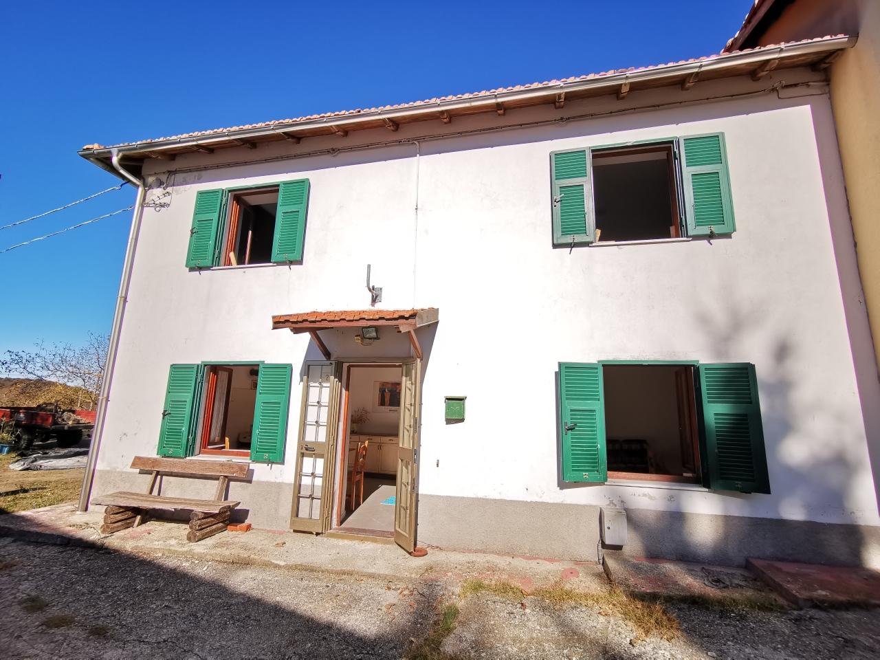 Villa a Schiera in vendita a Giusvalla, 5 locali, prezzo € 65.000 | PortaleAgenzieImmobiliari.it