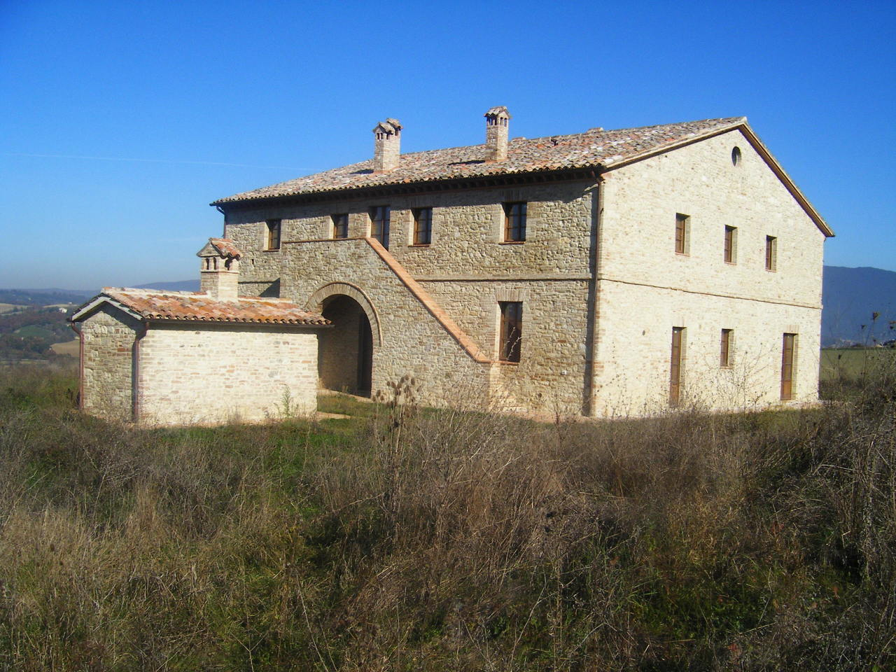 Casale ristrutturato - a Todi a Acquasparta