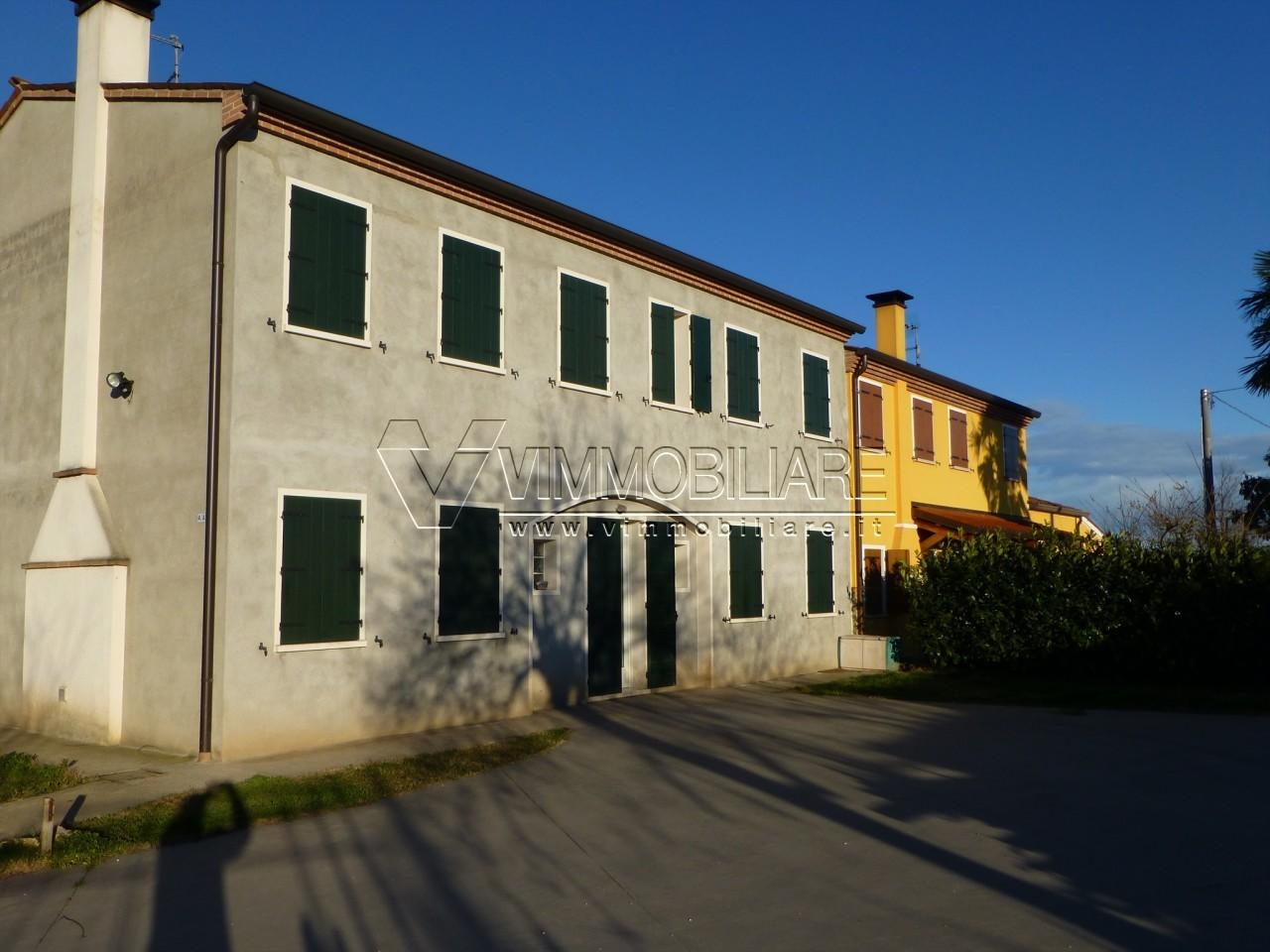 Indipendente - Bifamiliare a Ranfolina, Montagnana